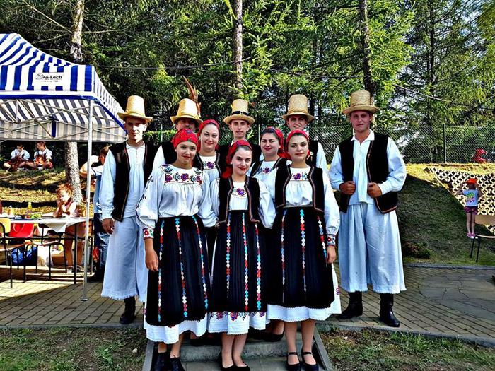 """Ansamblul """"Cetatea Codrului"""", locul III la un festival internațional (Foto)"""