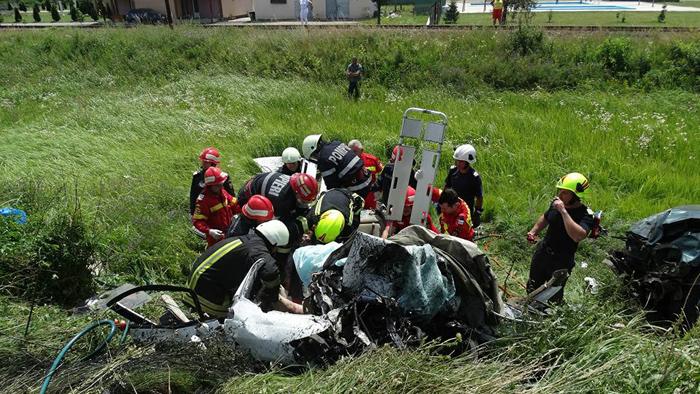 Tânărul vinovat de accidentul mortal din Livada, în arest la domiciliu