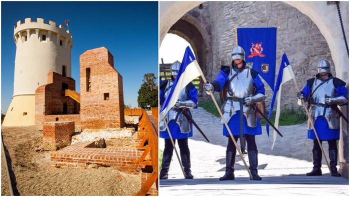 Garda Cetății Deva participă la Festivalul Medieval de la Ardud