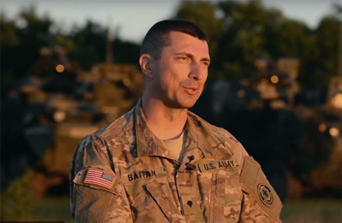 Un sătmărean, militar în armata SUA. Despre cine este vorba (Foto&video)