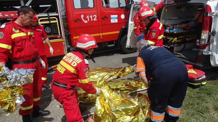 S-a activat Planul Roșu de Intervenție în Livada. Patru morți