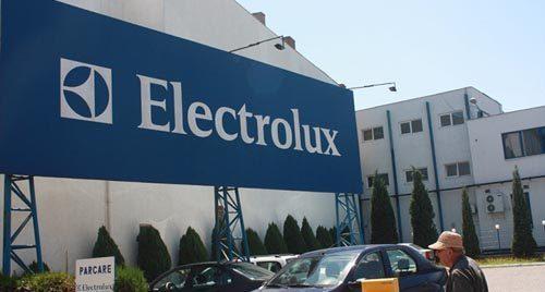 Conducerea Electrolux mulțumește muncitorilor care au lucrat pe perioada grevei