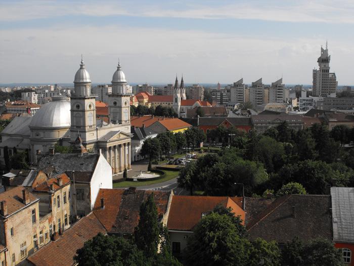Satu Mare în finala pentru titlul de Capitala Tineretului din România