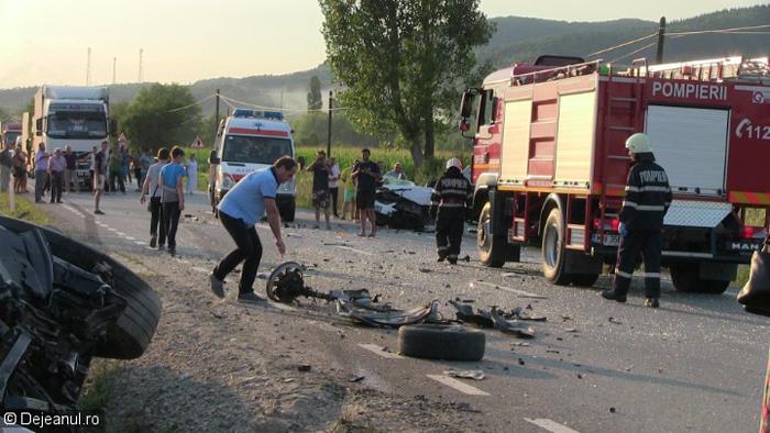 Detalii despre accidentul din județul Cluj. Ce spune șoferul autocarului Fany (Foto&Video)