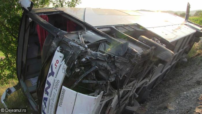 Ce spune directorul Fany despre accidentul din județul Cluj
