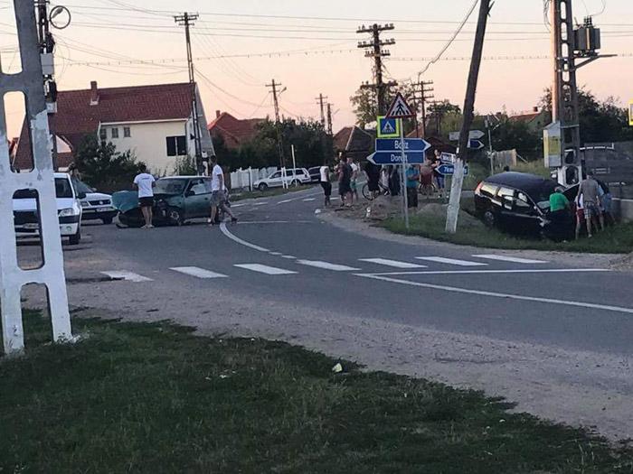 Accident cu două victime în Lazuri (Foto)