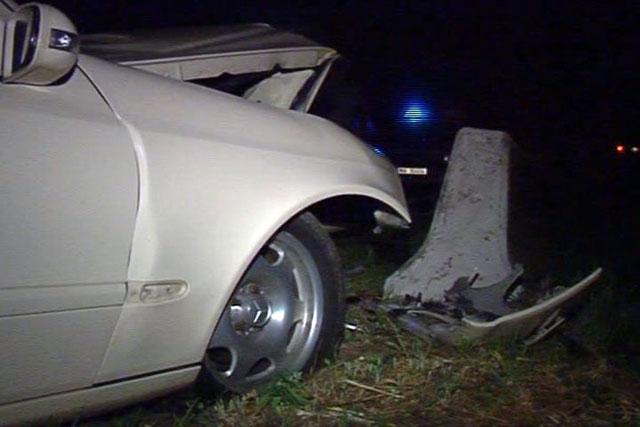 Doi sătmăreni, răniți într-un accident în Sălaj
