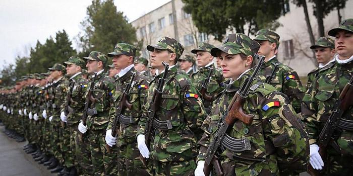 MApN începe recrutarea soldaților voluntari