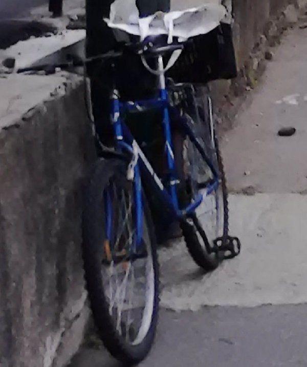 """Si-a pus ochii pe bicicleta altuia. Hotul era să se aleaga și cu un """"bonus"""""""