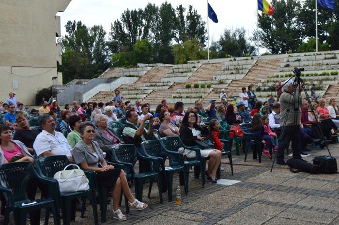 Concert de fanfare în centrul Sătmarului (Foto&video)