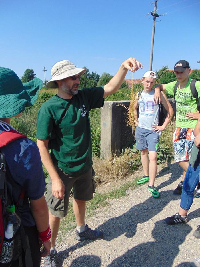 """Rangeri Juniori în Ariile Protejate """"Râul Tur"""" (Foto)"""