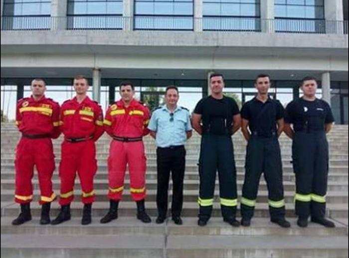 Echipaj ISU Satu Mare, la Competiția Națională de Descarcerare