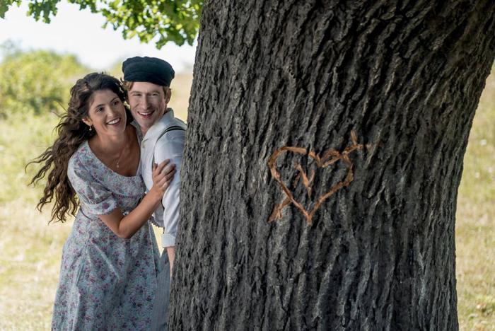 Poveste de dragoste în Centrul Nou (Foto&video)
