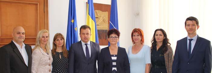 Inspectorii școlari adjuncți din Satu Mare, la Ministerul Educației. Vezi motivul