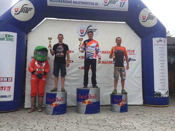 Rider-ul Mani Gyenes, lider în Campionatul Ungariei (Foto)
