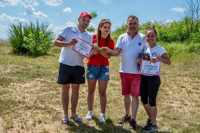 """Ioana Bran: """"An de an TSD Satu Mare organizează concursul de pescuit din Medieșu Aurit"""""""