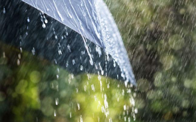 Ploi, vijelii și grindină în județul Satu Mare