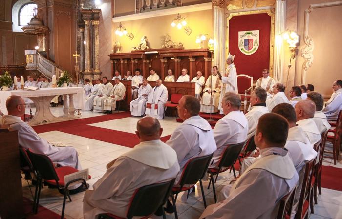 Numiri şi transferuri în Dieceza Romano-Catolică de Satu Mare