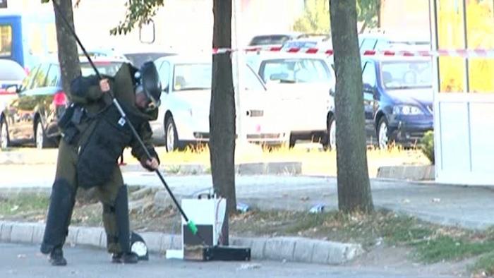 Alertă maximă într-un cartier din Satu Mare ! O geantă suspectă a pus pe jar autoritățile