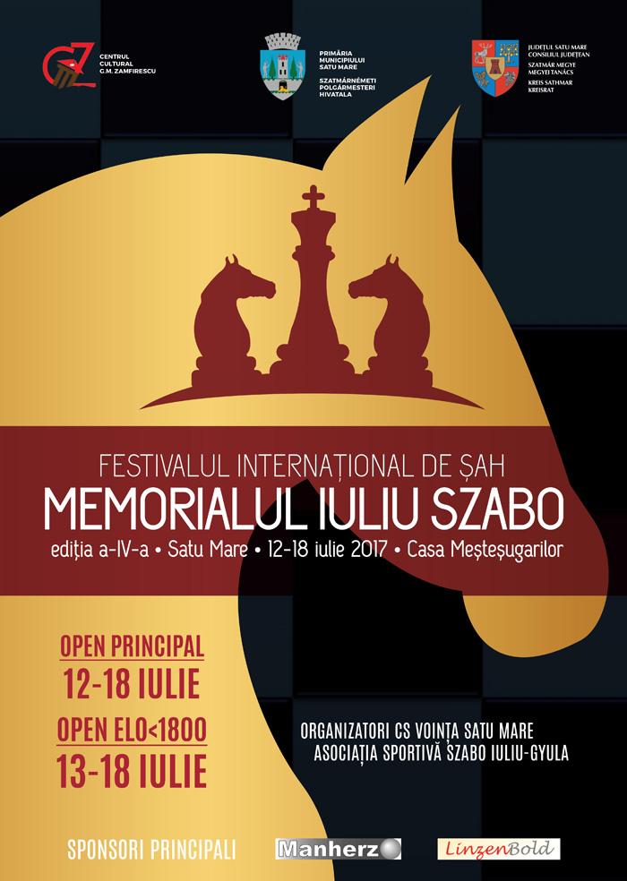 Turneu internațional de șah la Satu Mare