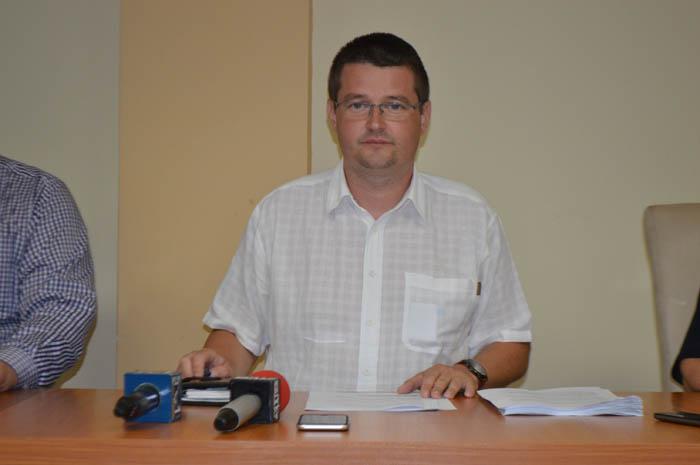 Adrian Marc a obținut nota 9,28 la concursul pentru șefia Spitalului Județean