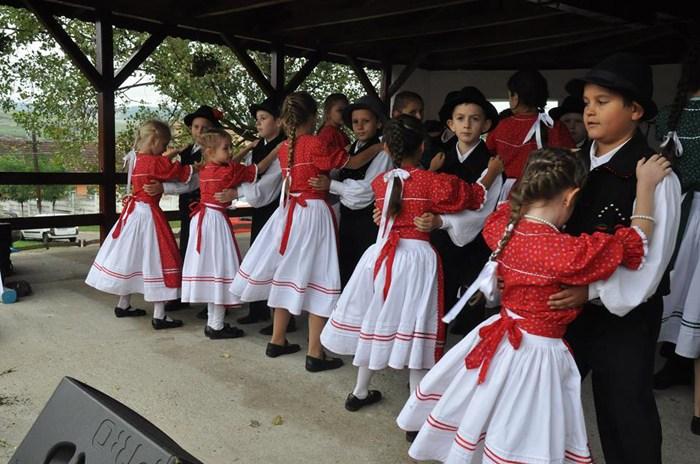 Festivalul Folcloric al Naționalităților la Bogdand