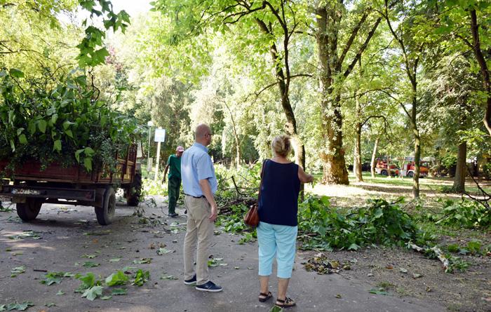 Grădina Romei rămâne închisă. Vezi decizia Primăriei