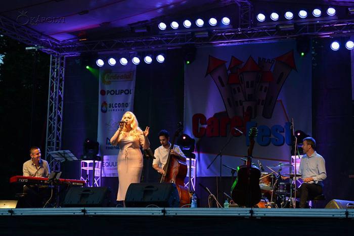 """A debutat prima ediţie a Festivalului """"Castle Jazz Fest"""" la Carei"""