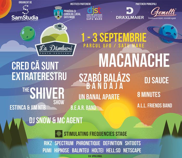 Festivalul La Dâmburi, la o nouă ediție