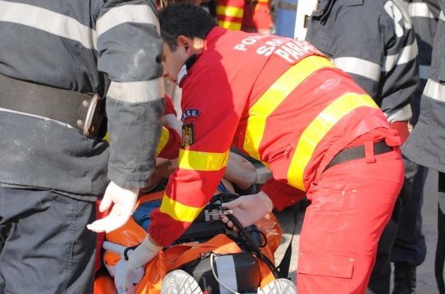 Bătrânul lovit de o mașină în Doba, a decedat