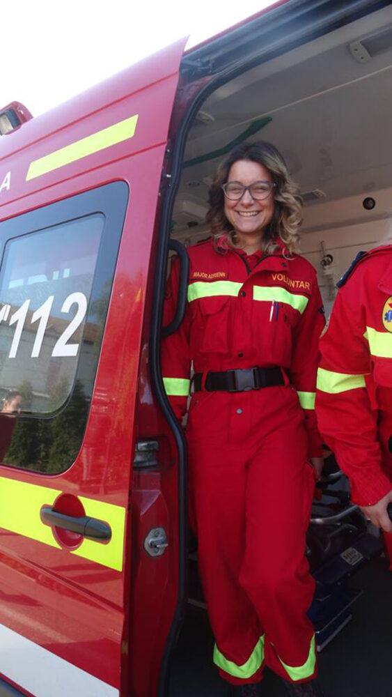 Merită tot respectul ! O tânără din Satu Mare își dedică zilele salvării altor vieți