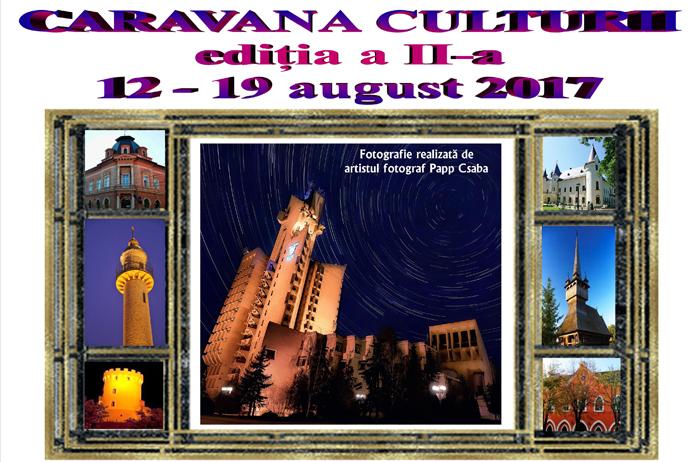 """Proiectul interjudețean """"Caravana Culturii"""" ajunge și pe meleaguri sătmărene"""