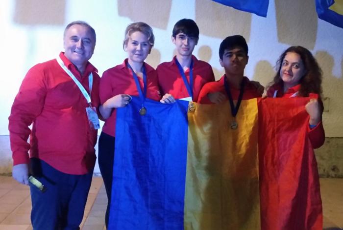 România a cucerit trei medalii la Olimpiada Internațională de Geografie
