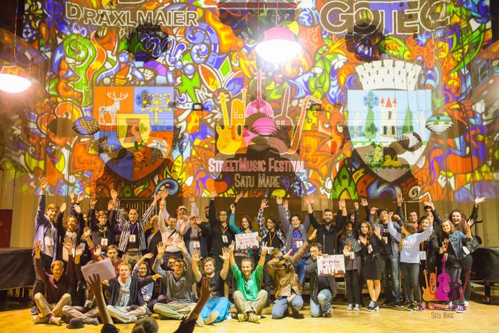 Cine sunt câștigătorii Festivalului Muzicii de Stradă (foto)
