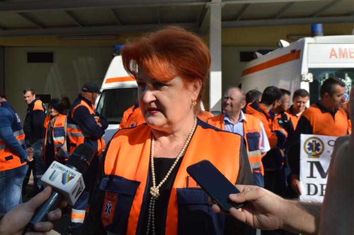 Criză de personal la Ambulanța Satu Mare