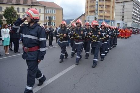 Pompierii recrutează candidați. Vezi detalii