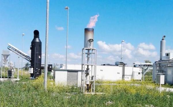 Un oraș își produce curentul electric din gunoi. Se află aproape de Satu Mare