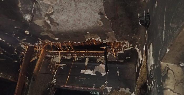 Explozie devastatoare într-o localitate din județ (Galerie foto)