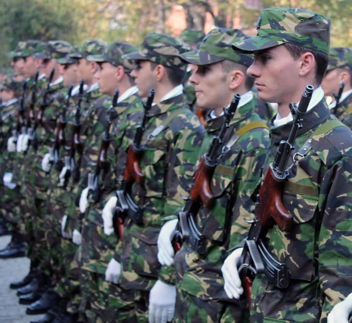 Guvernul schimbă strategia militară a României