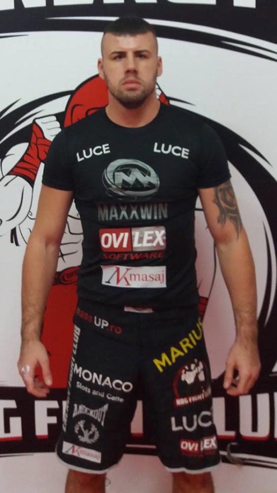 K1: Marius Munteanu va lupta în gala de la Craiova