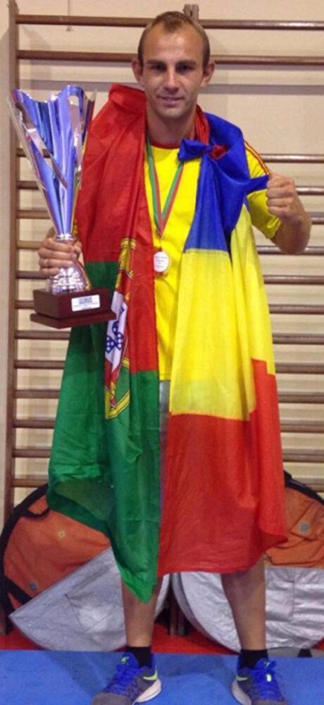 Un sătmărean, campion național în Portugalia (Foto)