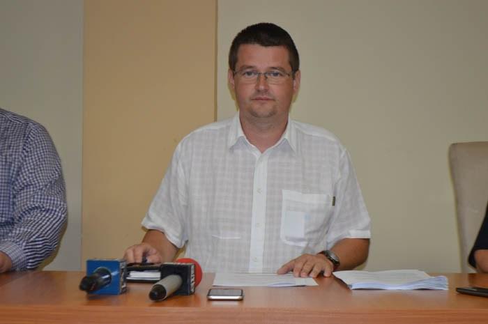 Adrian Marc, singurul candidat la șefia Spitalului Județean