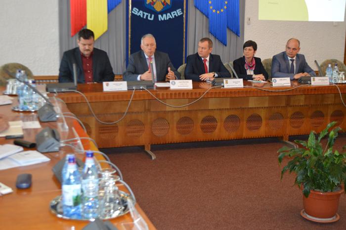 Borbely Laszlo a dat startul revizuirii Strategiei de Dezvoltare Durabilă, de la Satu Mare