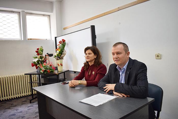 Macrina Mihai, numită director executiv la DSP Satu Mare