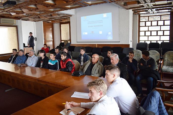 Eurotehnicus, organizat pentru al treilea an consecutiv (Foto)