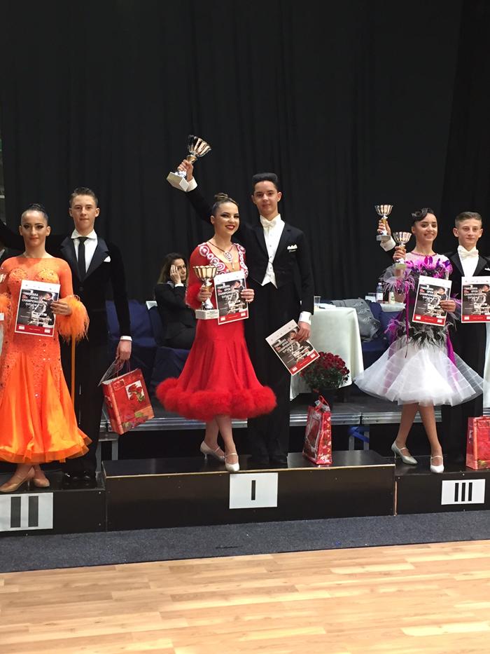 "Trei medalii pentru ""Royal Dance"" la ""Timișoara Open Championship 2017"" (Foto)"