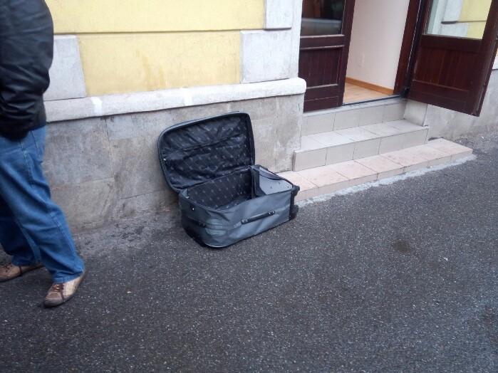 Alarmă cu bombă în centrul municipiului Satu Mare (Foto&video)
