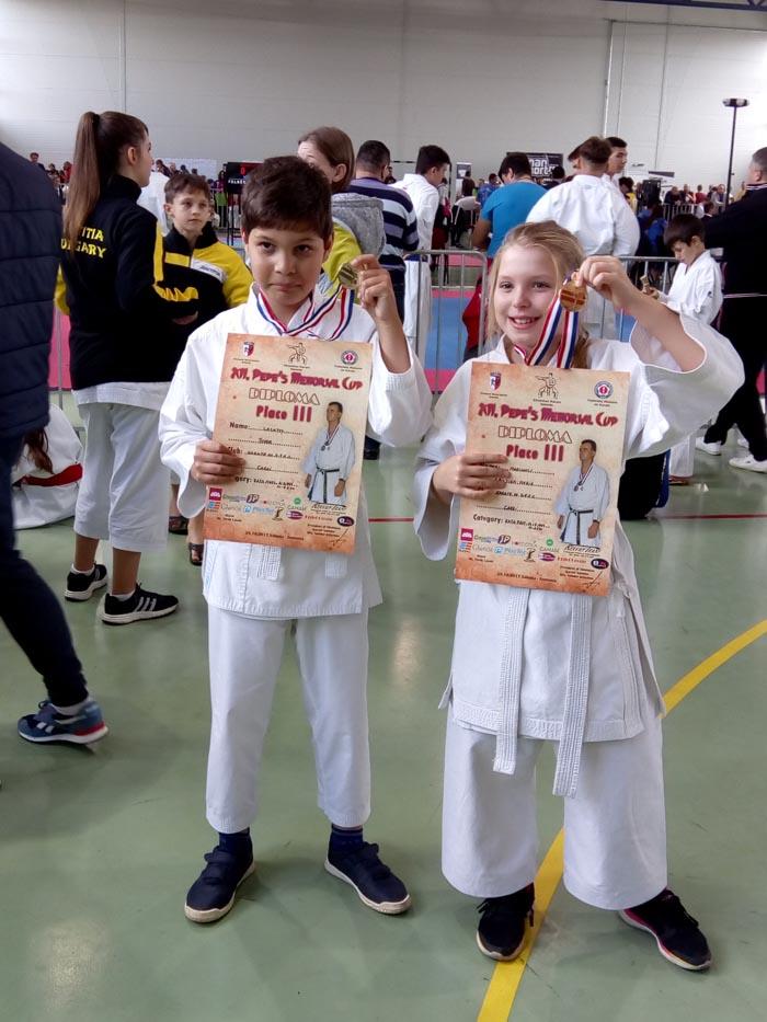 Karateka careieni, medaliați cu bronz (Foto)