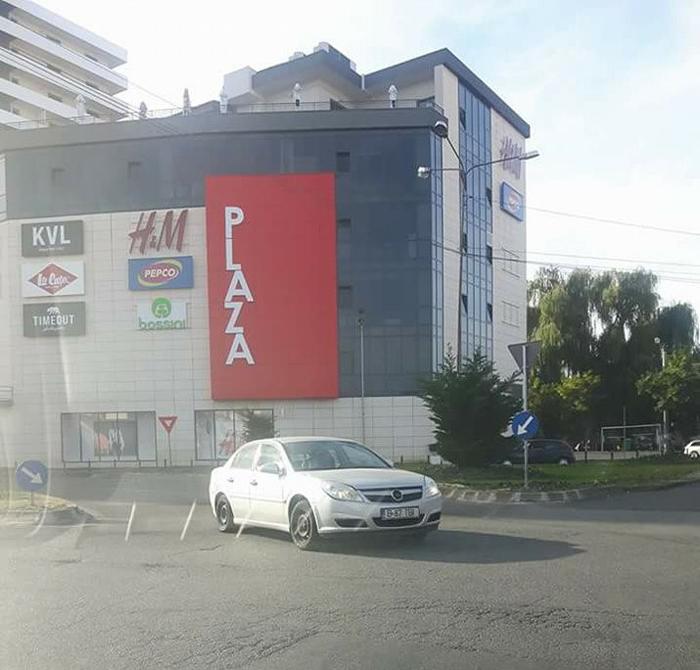 Pe contrasens pe Podul Golescu (Foto)