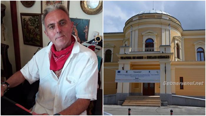 Un ultim omagiu în memoria actorului Vasile Blaga